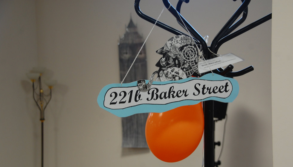 Krimiduell aus der Baker Street